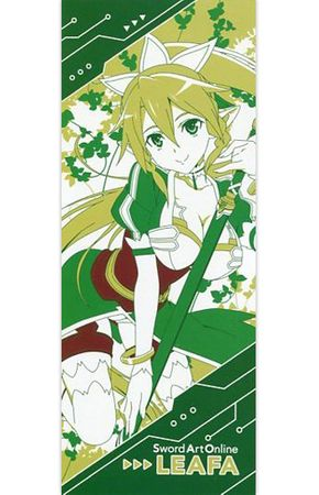 Sword Art Online Ichiban KUJI ~SAO WILL RETURN~ D-Preis Handtuch: Leafa