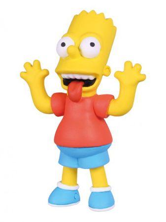 Die Simpsons Figure Mascot Anhänger: Bart