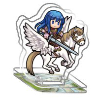 Fire Emblem Heroes Mini Acrylic Figure Collection Volume 1 Trading
