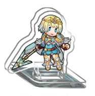 Fire Emblem Heroes Mini Acrylic Figure Collection Volume 2 Trading Figur: Fjorm, Eisprinzessin