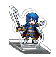Fire Emblem Heroes Mini Acrylic Figure Collection Volume 2 Trading Figur: Seliph, Erbe des Lichts