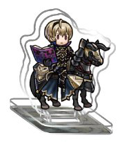Fire Emblem Heroes Mini Acrylic Figure Collection Volume 2 Trading Figur: Leo, Hexenmeister