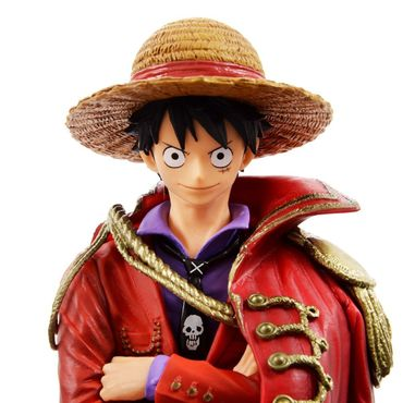One Piece King Of Artist Statue: Monkey D. Ruffy [20th Limited Version] – Bild 4