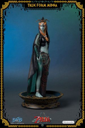 The Legend of Zelda: Twilight Princess Statue: Midna, Fürstin der Schatten [Wahre Gestalt] – Bild 1