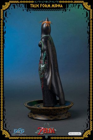 The Legend of Zelda: Twilight Princess Statue: Midna, Fürstin der Schatten [Wahre Gestalt] – Bild 3
