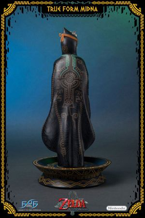 The Legend of Zelda: Twilight Princess Statue: Midna, Fürstin der Schatten [Wahre Gestalt] – Bild 4