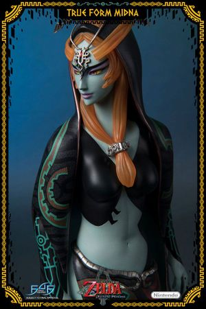 The Legend of Zelda: Twilight Princess Statue: Midna, Fürstin der Schatten [Wahre Gestalt] – Bild 7
