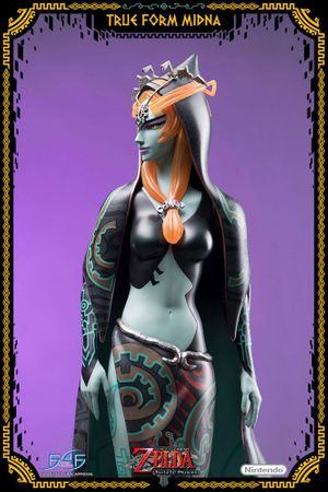 The Legend of Zelda: Twilight Princess Statue: Midna, Fürstin der Schatten [Wahre Gestalt] – Bild 9