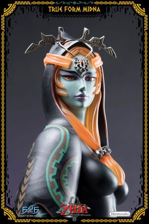 The Legend of Zelda: Twilight Princess Statue: Midna, Fürstin der Schatten [Wahre Gestalt] – Bild 10
