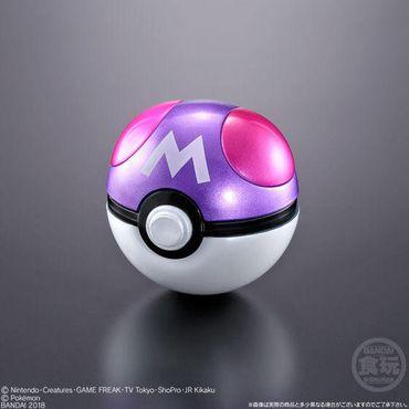 Pokémon Pokéball Collection Ultra Bonbon Spender: Meisterball – Bild 1