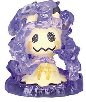 Pokémon Mimikyu Ippai Collection Trading Figur: Yarukino Mimigma [Inklusive Zusatz-Effekte]