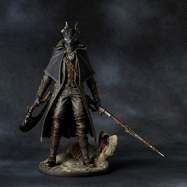 Bloodborne: The Old Hunters 1/6 Statue: Der Jäger – Bild 2