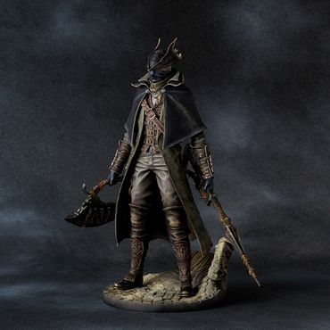 Bloodborne: The Old Hunters 1/6 Statue: Der Jäger – Bild 3