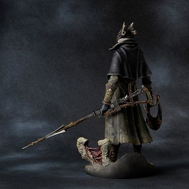 Bloodborne: The Old Hunters 1/6 Statue: Der Jäger – Bild 5