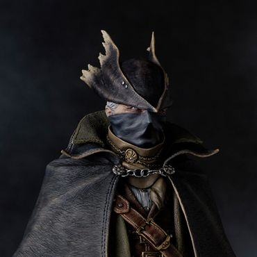Bloodborne: The Old Hunters 1/6 Statue: Der Jäger – Bild 8