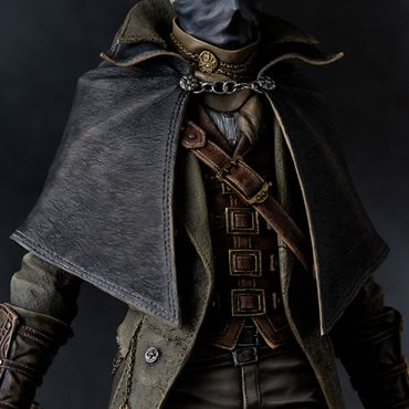Bloodborne: The Old Hunters 1/6 Statue: Der Jäger – Bild 17