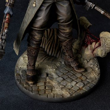 Bloodborne: The Old Hunters 1/6 Statue: Der Jäger – Bild 19