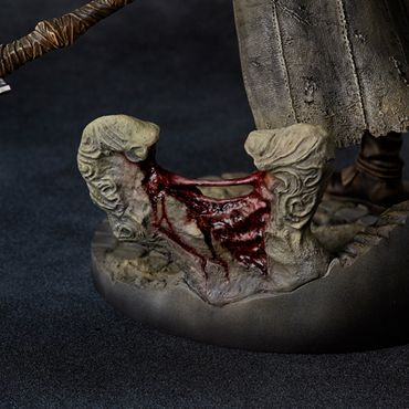 Bloodborne: The Old Hunters 1/6 Statue: Der Jäger – Bild 24