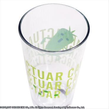Final Fantasy 30th Anniversary Clear Cup Becher: Kaktor – Bild 3