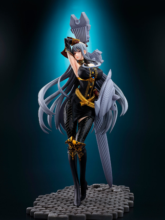 Valkyria Chronicles 1/7 Statue: Selvaria Bles [Battle Mode]