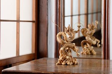 Dragon Ball Z CREATOR×CREATOR Statue: Shenlong [Woodcarving Version] – Bild 6