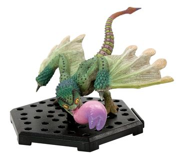Capcom Figure Builder Monster Hunter Standard Model Plus Volume 9 Trading Figur: Pukei-Pukei – Bild 1