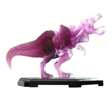 Capcom Figure Builder Monster Hunter Standard Model Plus Volume 9 Trading Figur: Anjanath [Clear Version] – Bild 2