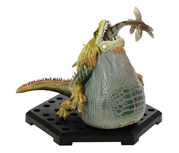Capcom Figure Builder Monster Hunter Standard Model Plus Volume 9 Trading Figur: Komplett-Set – Bild 4