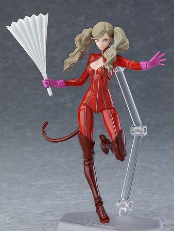 Persona 5 figma #398 Figur: Ann Takamaki [Panther Version] – Bild 5