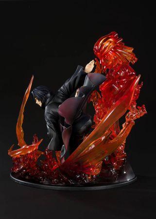 Naruto Shippuuden FiguartsZERO Statue: Itachi Uchiha [Susanoo Kizuna Relation Version] – Bild 3
