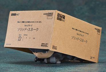 Metal Gear Solid Nendoroid #447 Figur: Solid Snake [Neuauflage] – Bild 6
