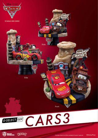 Disney D-Select 009 Diorama Statue: Cars – Bild 2