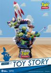 Disney D-Select 007 Diorama Statue: Toy Story