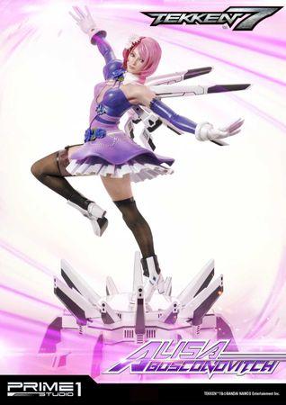 Tekken 7 Premium Masterline 1/4 Statue: Alisa Bosconovitch – Bild 1