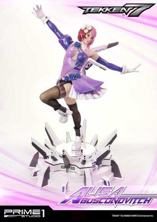 Tekken 7 Premium Masterline 1/4 Statue: Alisa Bosconovitch – Bild 11