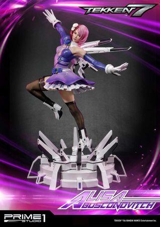 Tekken 7 Premium Masterline 1/4 Statue: Alisa Bosconovitch – Bild 18