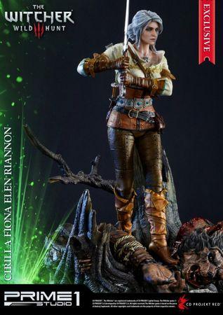 The Witcher 3: Wild Hunt Statue: Cirilla Fiona Elen Riannon aka Ciri [Exclusive Version] – Bild 1