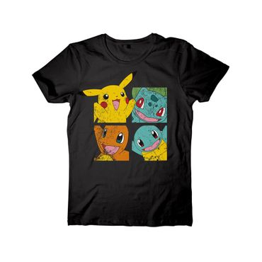 Pokémon T-Shirt: Pikachu and Friends