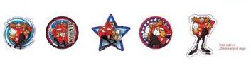 Sonic the Hedgehog Magnet-Set: Dr. Ivo Robotnik