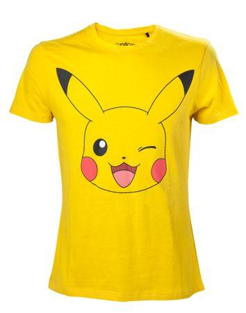 Pokémon T-Shirt: Pikachu