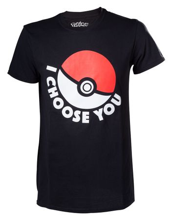 Pokémon T-Shirt: I Choose You