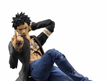 One Piece Variable Action Heroes Action Figur: Trafalgar Law – Bild 3