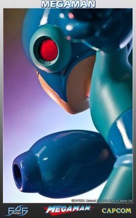 Mega Man Statue: Mega Man [Running Version] – Bild 13