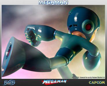 Mega Man Statue: Mega Man [Running Version] – Bild 25