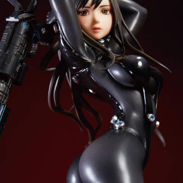 Gantz: O Hdge Technical #15 Statue: Reika X [Shotgun Version] – Bild 3