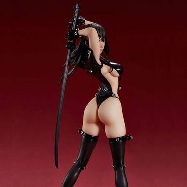 Gantz: O Hdge Technical #16 Statue: Reika X [Sword Version] – Bild 1