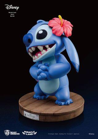 Lilo & Stitch Miracle Land Statue: Stitch – Bild 2
