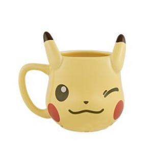 Pokémon Tea Party 320ml Tasse: Pikachu [Zwinkernd] – Bild 1