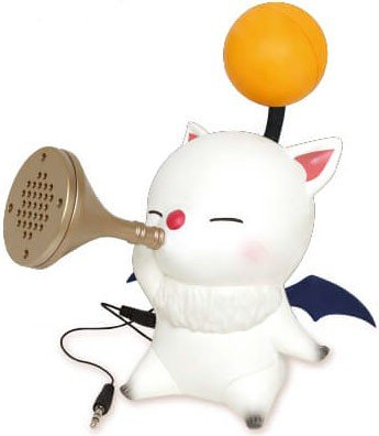 Final Fantasy XIV: Online Moogle Speaker Lautsprecher Figur: Mogry