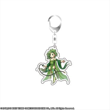 Dissidia Final Fantasy Volume 7 Acrylic Key Holder Anhänger: Rydia